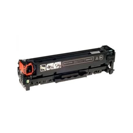 HP CF540X (203X), kompatibilní toner, HP 203X pro HP M254,M280, 3200str. Black - černá