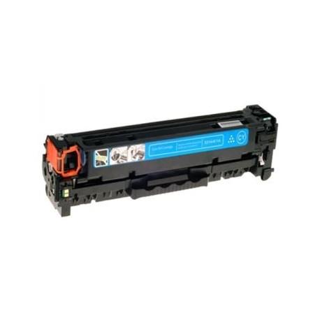 HP CF541X (203X), kompatibilní toner, HP 203X pro HP M254,M280, 2500str. Cyan - azurová