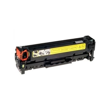 HP CF542X (203X), kompatibilní toner, HP 203X pro HP M254,M280, 2500str. Yellow - žlutá