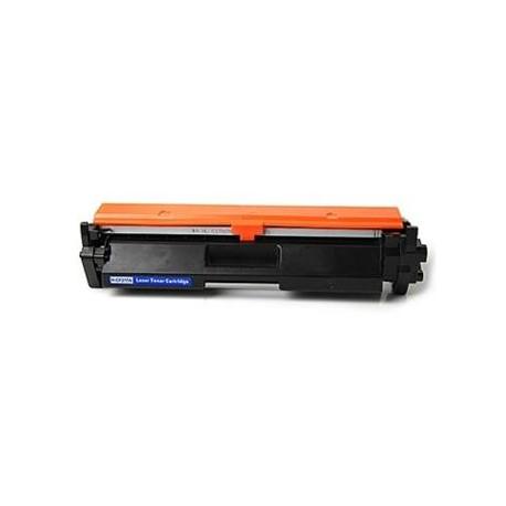 HP CF217A, kompatibilní toner, HP 17A, S ČIPEM, M102, M130, 1600 stran, black - černá