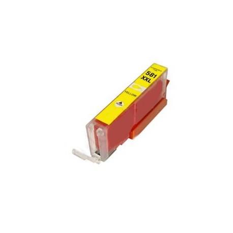 Canon CLI-581Y XL, CLI581Y XL kompatibilní cartridge, 2050C001, 12,5ml, Yellow - žlutá