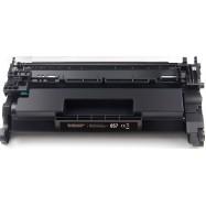 Canon CRG-057, 057, 3009C002 kompatibilní toner, LBP220/ MF440, 3100 stran, BEZ ČIPU, Black - černá