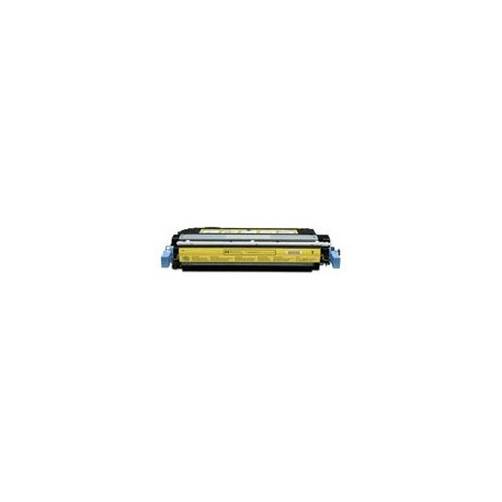 HP Q6462A, kompatibilní toner, HP 121A, 12 000 stran, yellow - žlutá