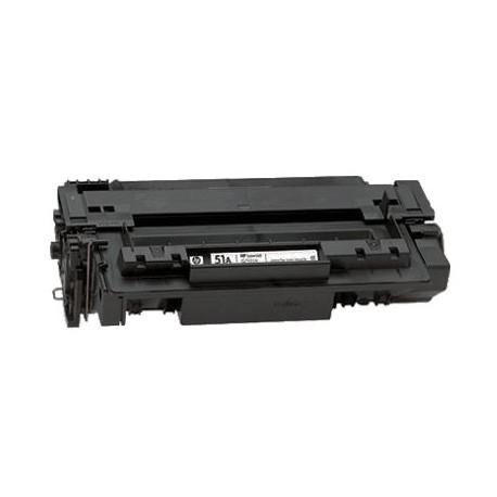 HP Q7553A, kompatibilní toner, HP 53A, 3 000 stran, Black - černá, pw