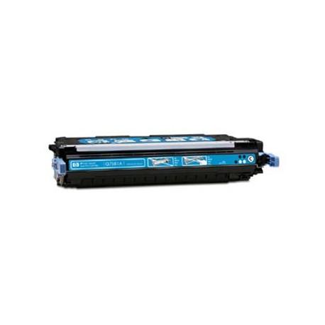 HP Q7581A, kompatibilní toner, HP 503A, 6 000 stran, cyan - azurová