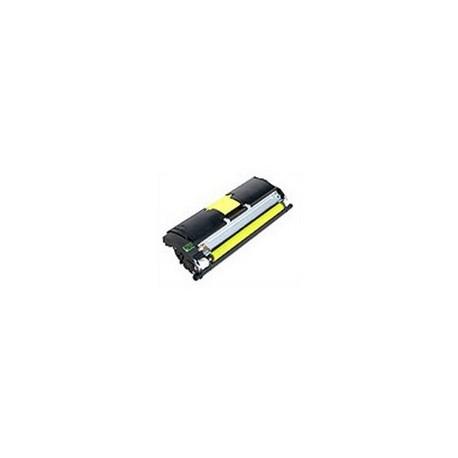 Minolta 1710589005, kompatibilní toner, MC2400/2500, 4 500 stran, yellow - žlutá