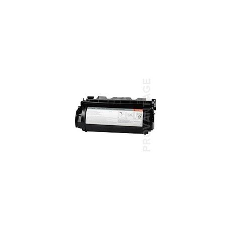 Lexmark 12A7462, kompatibilní toner, 21000s, black-černá