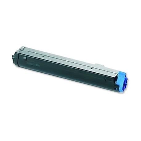 OKI 43502302, kompatibilní toner, OKIPAGE B4400/B4600, 3000s, black-černá