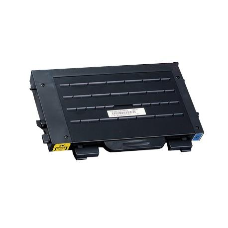 Samsung 495L01075, kompatibilní toner, CLP-500D5C-ELS, 5 000 stran, cyan - azurová