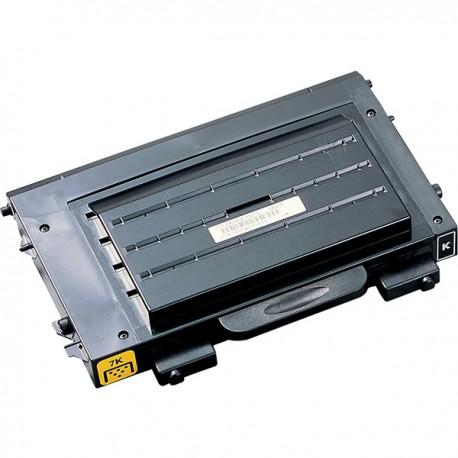 Samsung 495L01307, kompatibilní toner, CLP-500D7K-ELS, 7000s, black - černá