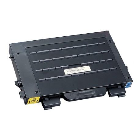 Samsung 3302057022, kompatibilní toner, CLP-510D5C, 5000s, cyan - azurová
