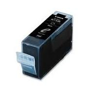 CANON BCI-3e, kompatibilní cartridge, PGI-5 BK PIGMENT, 24,5ml, černá, bez čipu