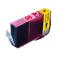 CANON BCI-3e, kompatibilní cartridge, BCI-6, BCI-5, CLI-8 M, 13,3ml, bez čipu, magenta