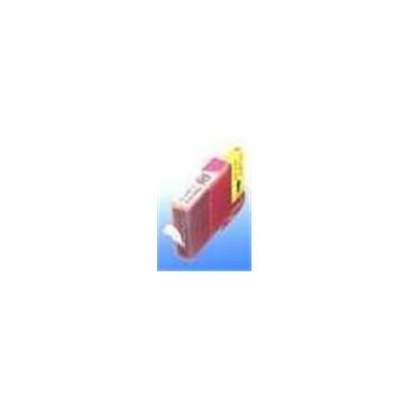 CANON CLI-8PM, kompatibilní cartridge, PHOTO MG s čipem, 14ml, magenta - purpurová