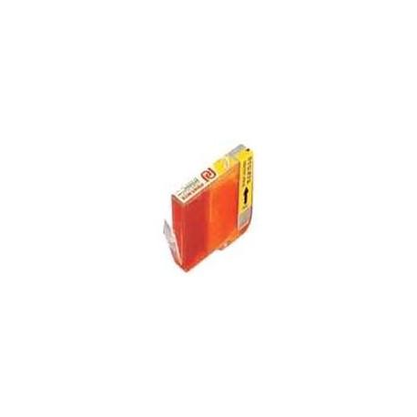 CANON CLI-8Y, kompatibilní cartridge, bez čipu, 14ml, Yellow - žlutá,