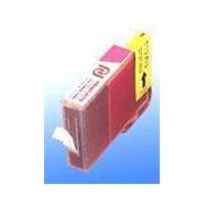 CANON CLI-8M, kompatibilní cartridge, bez čipu, 14ml, magenta - purpurová