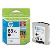 HP C9396, No.88XL BK, kompatibilní cartridge, 60ml, black-černá