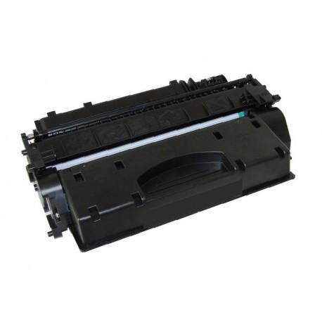 HP CE505X, kompatibilní toner, HP 05X, Canon CRG719H, 719H, 6 500 stran, black - černá