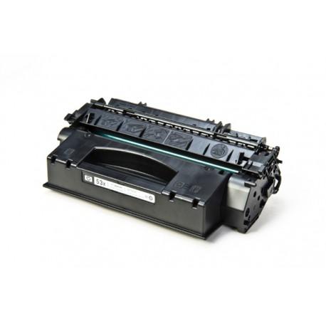 Canon CRG 715 H, kompatibilní toner, 715H, 7 000 stran, black - černá