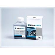 Tonerový prášek TONERROBOT T 12A pro HP Q2612A, 12A, Black - černý