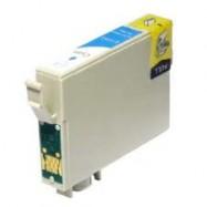 EPSON T1282 C, kompatibilní cartridge, 8ml, cyan - azurová