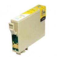 EPSON T1284 Y, kompatibilní cartridge, 8ml, yellow - žlutá