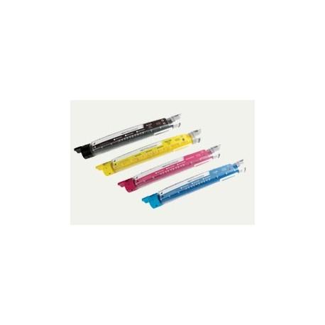 EPSON AcuLaser C4100, kompatibilní toner, C13S050148, 8000s, Yellow - žlutá, pw
