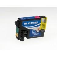 EPSON T1303, kompatibilní cartridge, C13T13034010, 13ml, Magenta - purpurová, pw