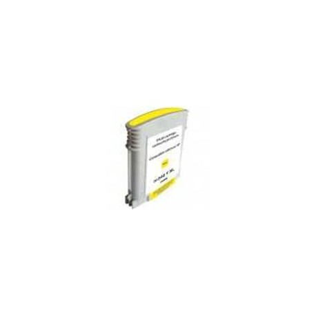 HP C4909AE, No.940 YL XL with chip, kompatibilní cartridge, 30ml, Yellow - žlutá