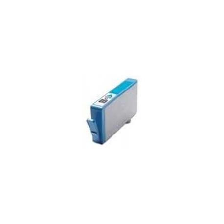 HP CD972AE, No.920 CY XL with chip, kompatibilní cartridge, 11ml, Cyan - azurová