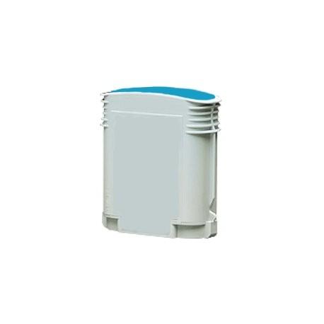 HP C5017, No.84, kompatibilní cartridge, 69ml, Light cyan - světle azurová, pw