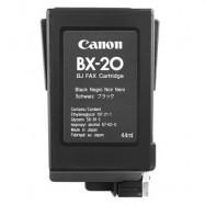 CANON BX-20 BK, kompatibilní cartridge, 44ml, Black - černá, pw