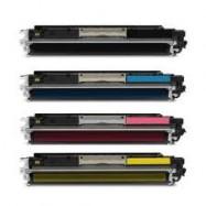 HP CE310A, kompatibilní toner, HP 126A, CE310, HP CP1025, CP1025nw, 1200 s, černá