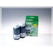 CROCODILE RPX 220-A, 200ml samostatný inkoust pro CANON PGI-520Bk.