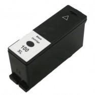 LEXMARK 14N1068E, No.100XL BK, kompatibilní cartridge, Black - černá