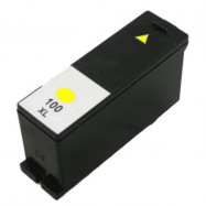 LEXMARK 14N1071E, No.100XL YL, kompatibilní cartridge, Yellow - žlutá