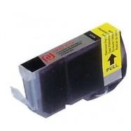 CANON BCI-6, kompatibilní cartridge, CLI-8BK bez čipu, 14ml, Black - černá