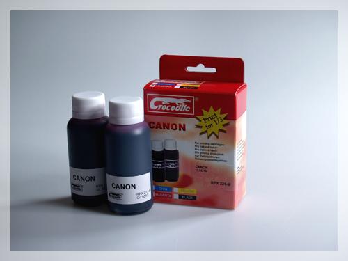 CROCODILE RPX 221-M, 200ml samostatný inkoust pro CANON CLI-521M.