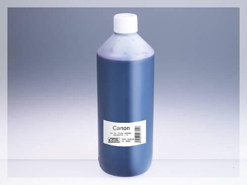 CROCODILE RPX 1021-M, 1000ml samostatný inkoust pro CANON CLI-521M.