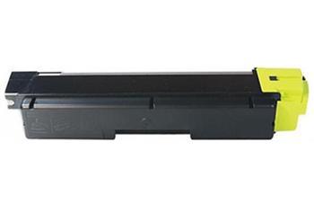 Kyocera-Mita TK-590Y, kompatibilní toner, FS-C2026MFP, TK590, TK 590, 5000s, žlutá