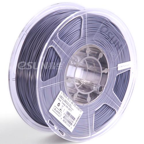 Esun3d tisková struna PLA, 1,75mm, grey - šedá, 1kg/role