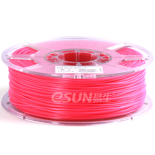 Esun3d tisková struna PLA, 1,75mm, pink - růžová, 1kg/role