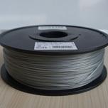 Esun3d tisková struna, PLA, 1,75mm, silver - stříbrná, 1kg/role