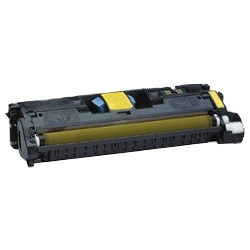 Canon EP-701LY, kompatibilní toner, 9284A003, 4 000s, Yellow - žlutá, pw