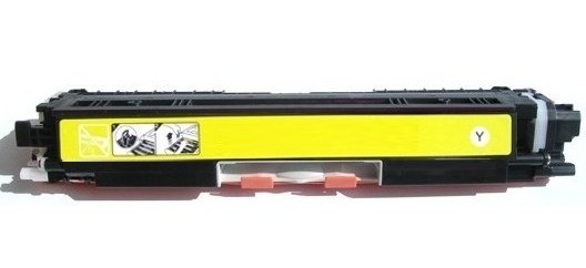 HP CE312A, kompatibilní toner, HP 126A, CE312, HP CP1025, CP1025nw, 1000 s, žlutá