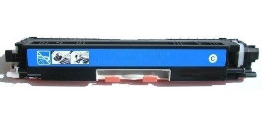 HP CE311A, kompatibilní toner, HP 126A, CE311, HP CP1025, CP1025nw, 1000 s, azurová